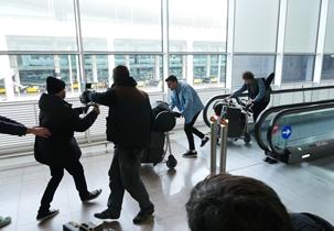 Making of: Sorpresa en el Aeropuerto