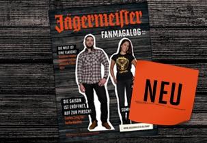Jägermeister Shop Magalog