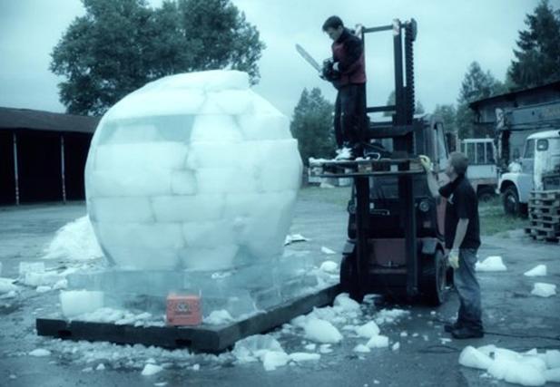 Ледяной шар (Чехия)