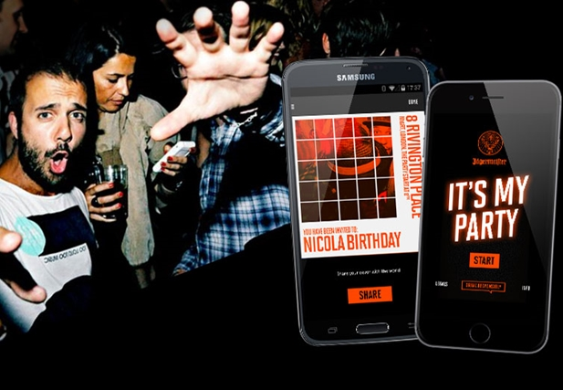 Jägermeister - It´s My Party: Invite the Night!