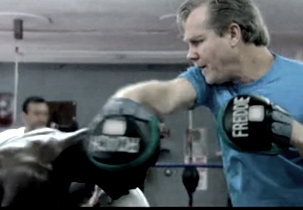 Boxing Trainer Freddie Roach