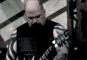 Guitarist Kerry King