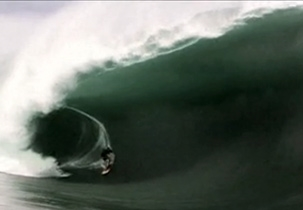 Big Wave Surfer Nathan Fletcher