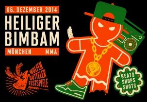 Jägermeister: Wolfenbütteler Festspiele - Heiliger Bimbam in München