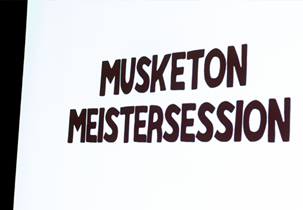 Meister Session with Musketon