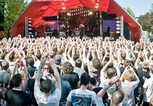 Slam Dunk Festival 2012