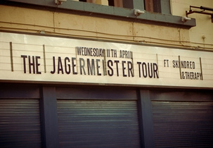 Jäger Music Tour 2012 - Glasgow