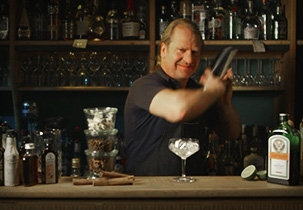 Nils Boese - the mixologist