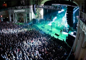 Jäger Music Tour 2013 - Brixton