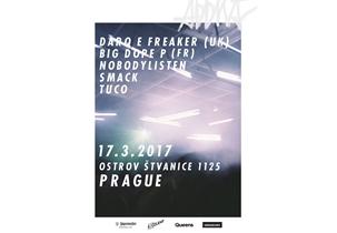 Addict #6 - Štvanice, Praha - 17.3.2017