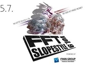 FFT Slopestyle 2017 - Ústí nad Orlicí, 15. 7. 2017