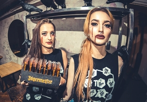 JAGERMEISTER x HALLOWEEN 2017