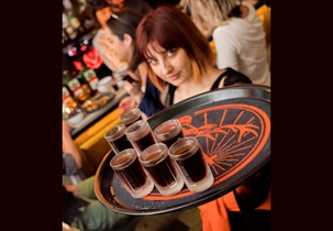 Uruguay: Bartenders en Candy Bar