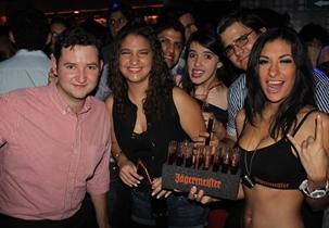 Jägermeister Equador Festas
