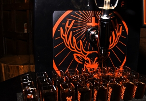 Jägermeister Tap Machine