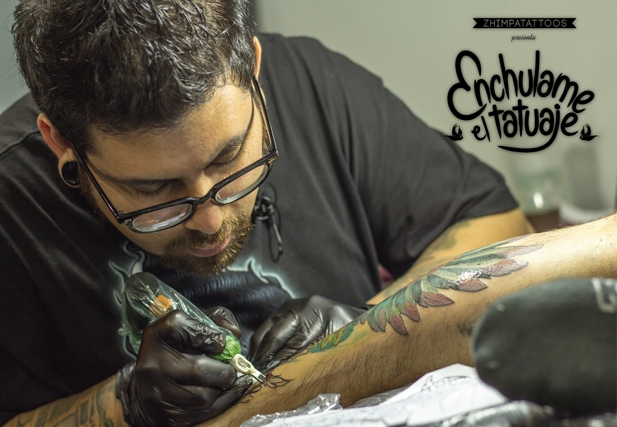 Jägermeister Perú - Realce minha tatuagem!