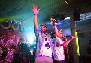 Move YOUR BRASS! - Die Record Release Party der Jägermeister Blaskapelle in Berlin