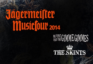 Jägermeister Music Tour 2014