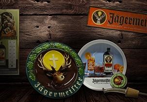 Kampagne: Die beliebtesten Jägermeister Accessoires