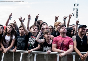 Sonisphere Crowd