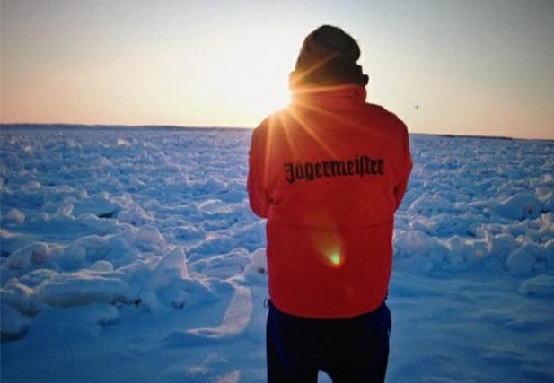 Jägermeister Ice Cold: Самый ледяной концерт в мире