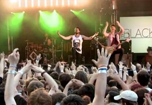 Slamdunk Festival 2012 – Live – The Blackout