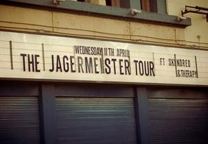 Jäger Music Tour 2012 - Glasgow