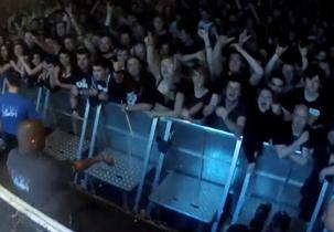 Jäger Music Tour 2012 Benji Cam