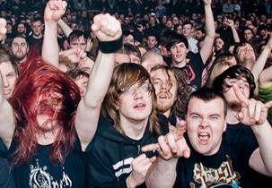 Jäger Music Tour 2013 - Glasgow